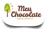 Meu Chocolate Sticky Logo Retina